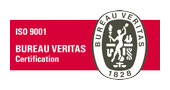 Certificado ISO 9001 - Bureau Veritas Certification